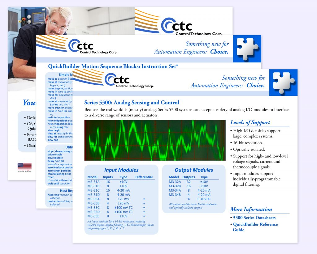 Download CTC Product Guide